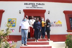 01 ¡Armida Castro cumple!- Bibliotecas Públicas de Los Cabos rehabilitadas 2