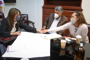 01 Alcaldesa Armida Castro busca dar certidumbre de tierra a familias de Palo Escopeta 3