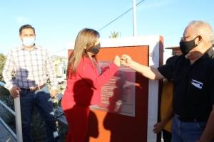 01 Obras de pavimentación con un valor mayor a los $12 MDP fueron inauguradas por la alcaldesa Armida Castro 1