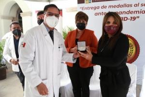 01 Reconoce alcaldesa Armida Castro el trabajo y entrega del personal del sector Salud durante la contingencia sanitaria 4