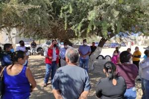 02 Tras 15 años de ser ignoradas, peticiones de vecinos de la colonia Miranda en CSL fueron atendidas por el Gobierno de Los Cabos 1